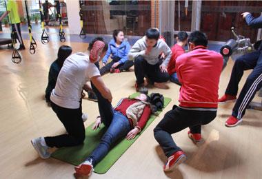 湖南木威凯发体育app学院 国职班学员风采