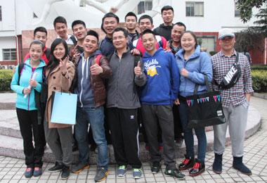 湖南木威凯发体育app学院 国职外校学员风采
