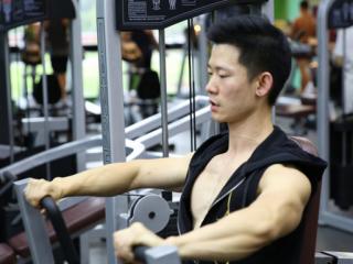 确认是否真的决定要做一名健身私教